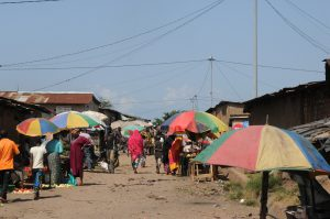 Burundi Solar Energieversorgung Marketing Dorf nachhaltig