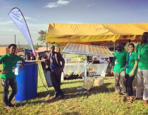 Uganda Solar Management Project Projekt Marketing